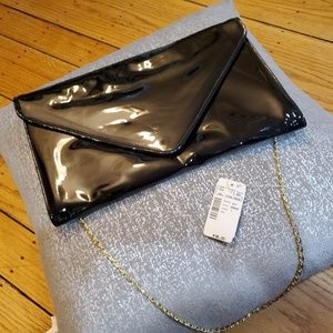 VINTAGE NWT ANDE Black Purse